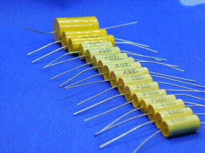 Elecsound - Cbb20 - Axial Film Capacitors - 630v 0.001-1.0uf Values - 10 Pieces