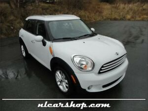 2011 MINI Cooper Countryman 6sp manual WARRANTY - nlcarshop.com