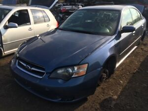 2005 Subaru Legacy just in for parts at Pic N Save!