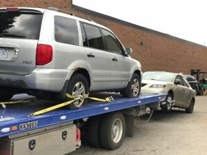 SPEEDY, CURTEOUS $$ CASH $$ FOR JUNK CAR SERVICES - Tow Free **