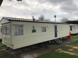 Luxury Private Static caravan sited at Weymouth Bay holiday park Weymouth Dorset
