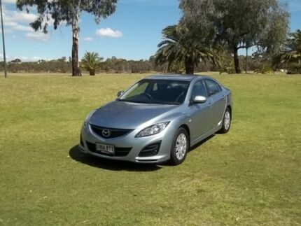 2011 Mazda 6 GH1052 MY12 Touring Blue 5 Speed Sports Automatic Sedan Murray Bridge Murray Bridge Area Preview