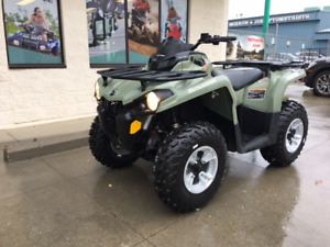 NEW 2017 Can-Am Outlander for only $69 bi-weekly!!(REDUCED!!)