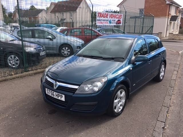 56 Vauxhall Astra club 1.7 CDTI, only 43k with fsh