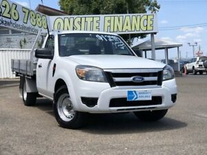 2011 Ford Ranger PK XL White 5 Speed Manual Cab Chassis Moorooka Brisbane South West Preview