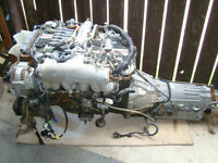 EJ 22 Turbo Motor and Trans