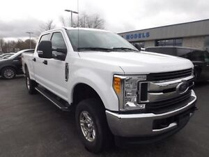 2017 Ford Super Duty F-250 XLT 4x4 CREW CAB