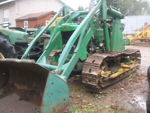 JOHN DEERE 'S PARTING OUT JD 420 1010 440 & OTHERS