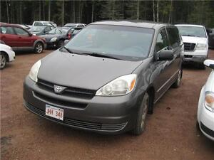 2005 Toyota Sienna CE FALL BLOWOUT SALE!!!