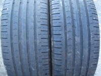 205/55/16 Partly Worn Used Tyres in Pairs, Came of a new car, 195/185/175/65/40/14,15,17,18,225 45