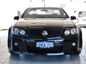 2008 Holden Commodore VE MY08 SS-V Black 6 Speed Manual Sedan Morley Bayswater Area Preview