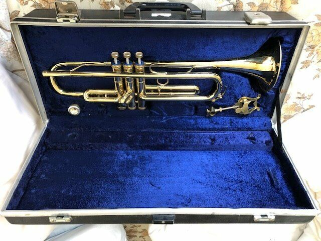Trumpet, brass  AK201 in excellent condition | in Saltash, Cornwall |  Gumtree