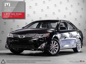 2012 Toyota Camry Hybrid XLE moonroof package