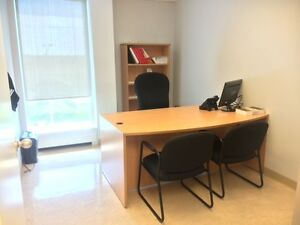 Sublet office space available in the Parkdale Medical Centre