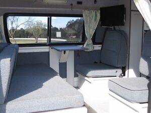 Toyota Hiace Safari Camper – AUTO – 5 SEATS Glendenning Blacktown Area Preview