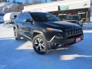 2015 Jeep Cherokee Trailhawk 4x4