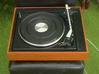 Vintage Gerrard SP25 turntable
