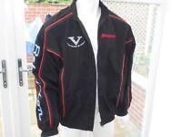 CHOKO Snapon Harrington Coat Jacket workwear Snap On Black work Hot Rod Medium