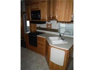 2007 Sabre 30RES Luxury 5th wheel trailer with power slideout Stratford Kitchener Area image 11