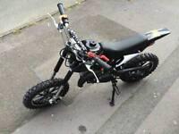 Pit bike (50cc)