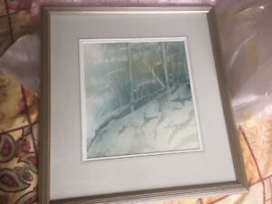 Original Marjorie Pigott Watercolour
