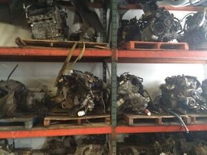 2007 Ford Freestyle engine
