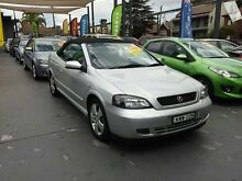 2005 Holden Astra TS MY06 Convertible Silver 5 Speed Manual Convertible Haberfield Ashfield Area Preview