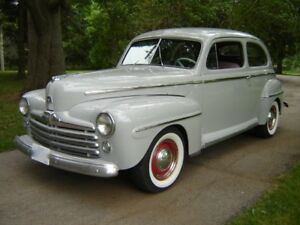 1947 Ford Super Deluxe Tudor