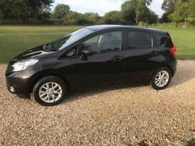 2015 (15) Nissan Note 1.2 Acenta Premium 5 door ONLY 10,000 MILES IMMACULATE