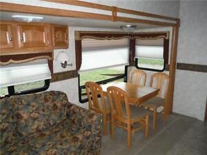 2007 Sabre 30RES Luxury 5th wheel trailer with power slideout Stratford Kitchener Area image 10