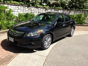 2012 Honda Accord EX-L  Sedan with Navigation
