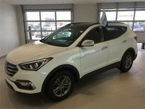 2017 Hyundai Santa Fe Sport SE (Leather, Pano-Roof, Back-Up Cam)