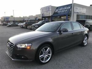 2014 Audi A4 Technik BLIND SPOT|NAVI|CAMERA|SUNROOF|CERTIFIED