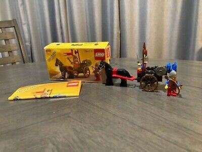 LEGO 6022 HORSE CART Complete Set Vintage