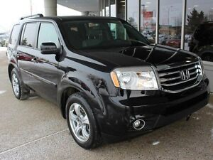 2015 Honda Pilot EX-L w/ RES, Leather, Bluetooth, Heated Seats,