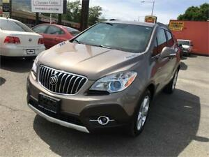 2015 Buick Encore Leather AWD!