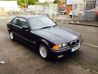 BMW 3 SERIES 1.9 318IS 2DR Manual (purple) 1996