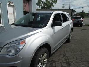 chevrolet equinox 2012 AWD(4X4) automatic full load warranty
