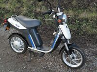 2014/64 YAMAHA ECO-3 FULLY ELECTRIC SCOOTER