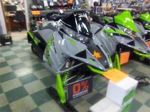 """2017 ZR 6000 R XC RACE SLED! LAST ONE, DON""""T MISS OUT!"""