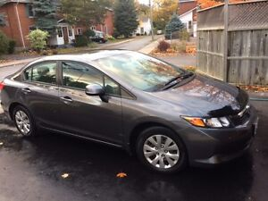 2012 Honda Civic LX Sedan Only 53K!!!