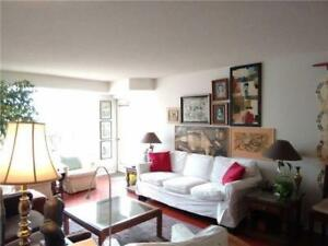 Yonge and Sheppard Ave W 2 bedroom condominium