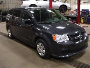 2012 Dodge Grand Caravan SE  Stow'n Go