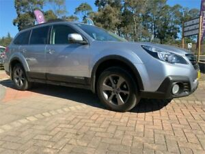 2014 Subaru Outback B5A MY14 2.0D Silver Manual Wagon South Nowra Nowra-Bomaderry Preview