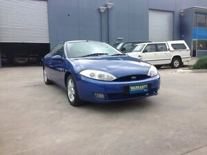 2001 Ford Cougar SX Blue 4 Speed Automatic Coupe Newport Hobsons Bay Area Preview