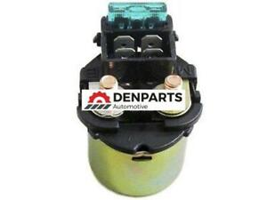 Starter Relay For Kawasaki / Suzuki Motorcycles 27010-1281, 27010-1269