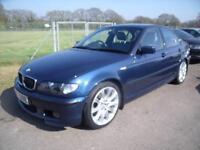 BMW 3 SERIES 320D - FSH, Blue, Manual, Diesel, 2005