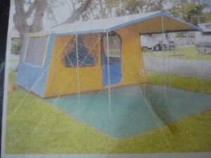 FAMILY TENT Sunshine Leisure Made in NZ 12'x9' Main Tent Roleystone Armadale Area Preview