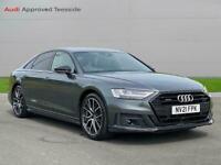 2021 Audi A8 50 Tdi Quattro Black Edition 4Dr Tiptronic Saloon Diesel Automatic