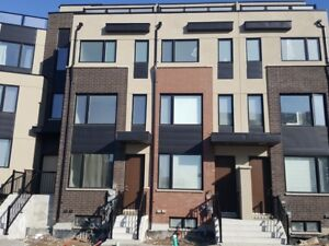 Large One Plus Den Condo Townhouse Keele and Sheppard North York